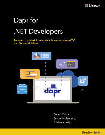 hanselman.com - Scott Hanselman - Free eBook: How to use Dapr for .NET Developers