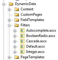 The Weekly Source Code 47 - ASP NET 3 5 Dynamic Data