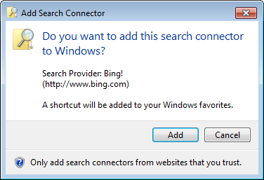 Add Search Connector (2)