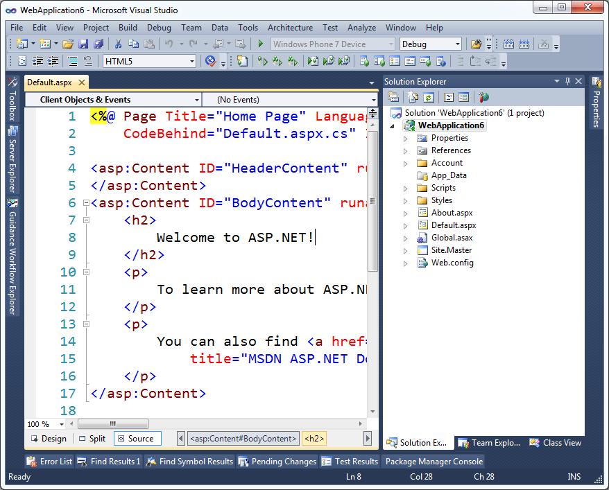 visual studio code how to create a web server