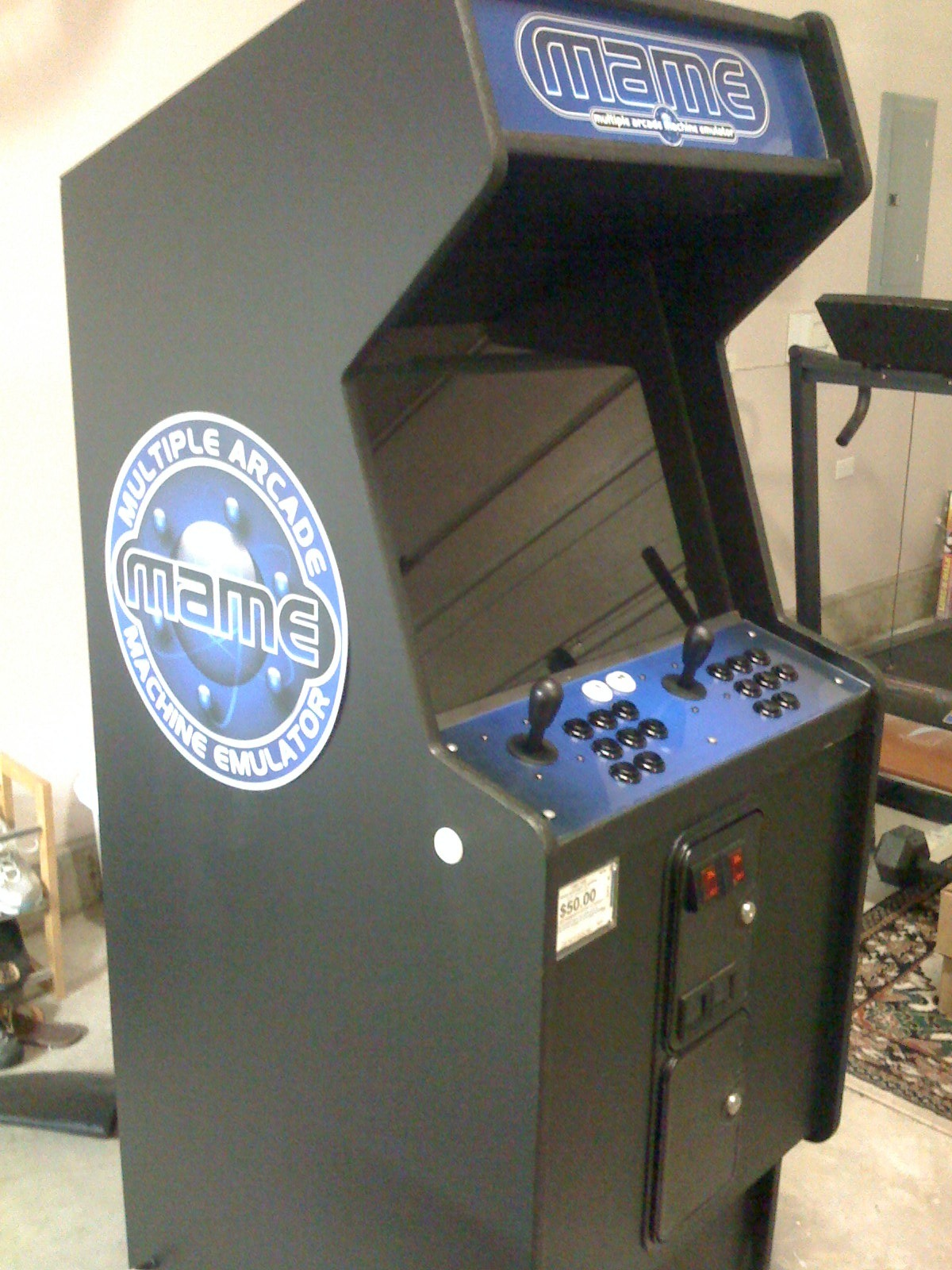 build your own arcade cabinet building your own arcade cabinet for geeks part 5 12609