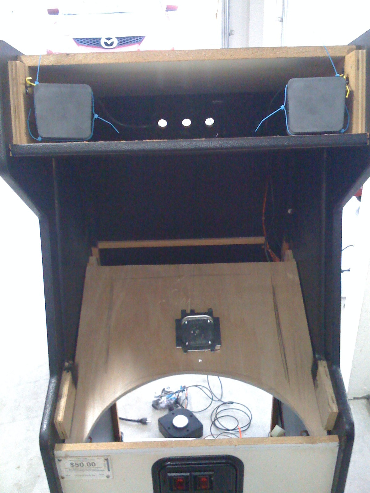 Building your own Arcade Cabinet for Geeks - Part 2 - The
