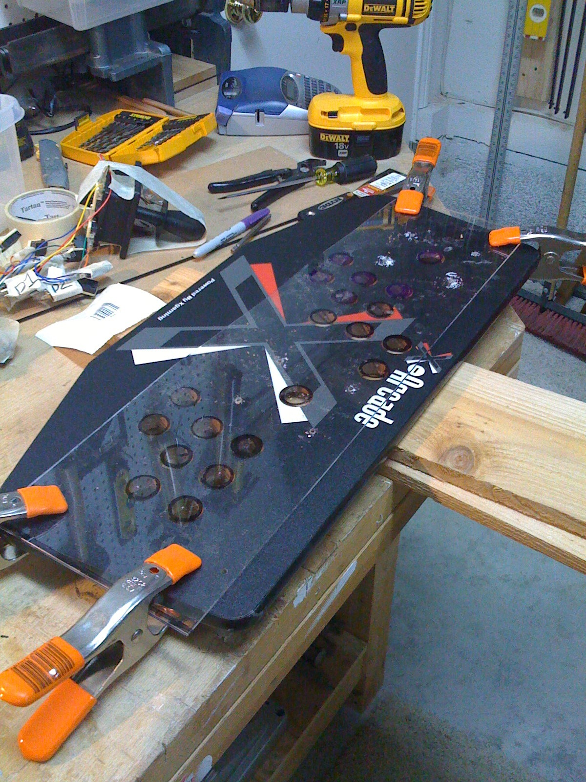 Building your own Arcade Cabinet for Geeks - Part 3