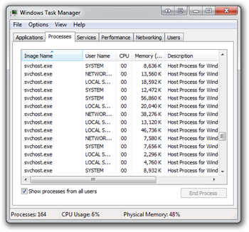 Windows Task Manager won't save you