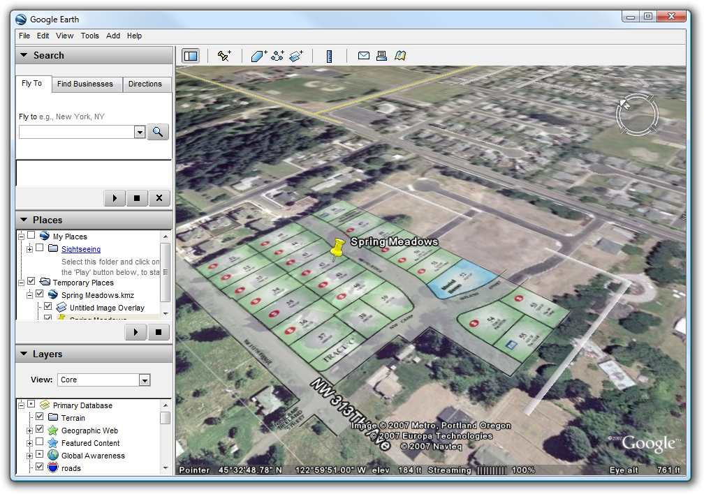 How To Use Google Earth Or Virtual Earth To Visualize A New House