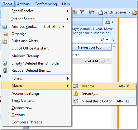 How to easily disable Reply To All and Forward in Outlook - Scott