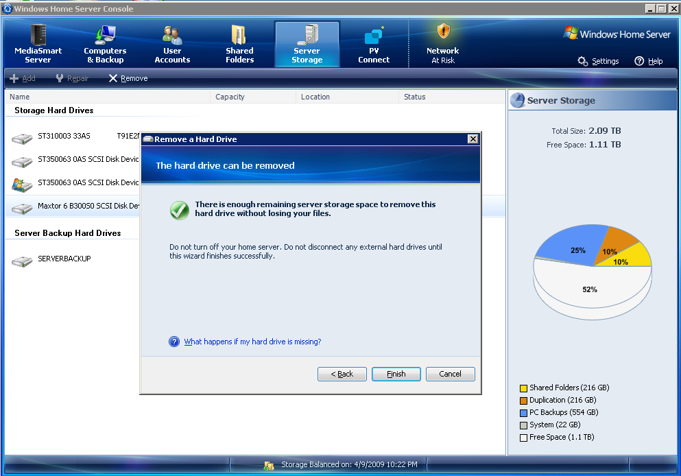 how to make a server at home windows 7