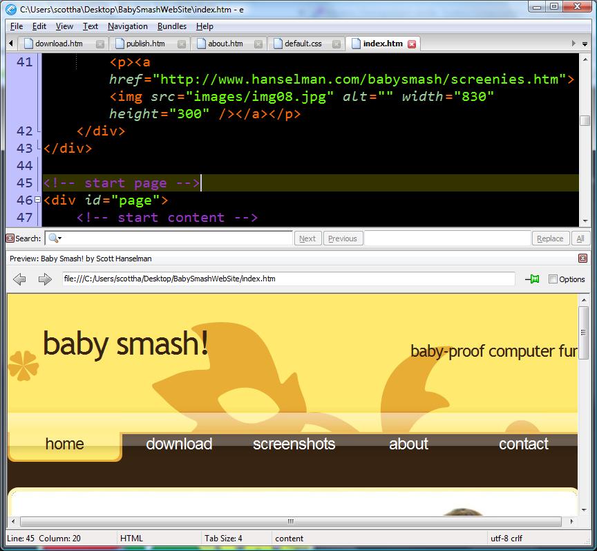 Introducing BabySmash - A WPF Experiment - Scott Hanselman