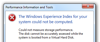 Less Virtual, More Machine - Windows 7 and the magic of Boot