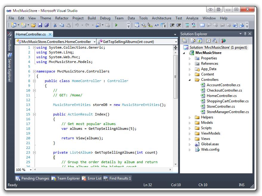 Make The Visual Studio 2010 Ide Colors Look Like Visual
