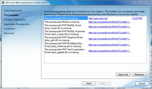 Microsoft Web Application Installer (Beta) (2)