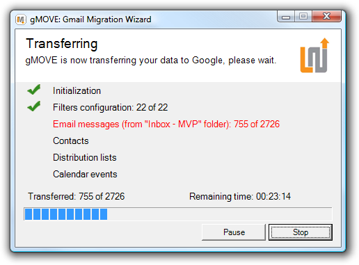 gMOVE Gmail Migration Wizard (3)