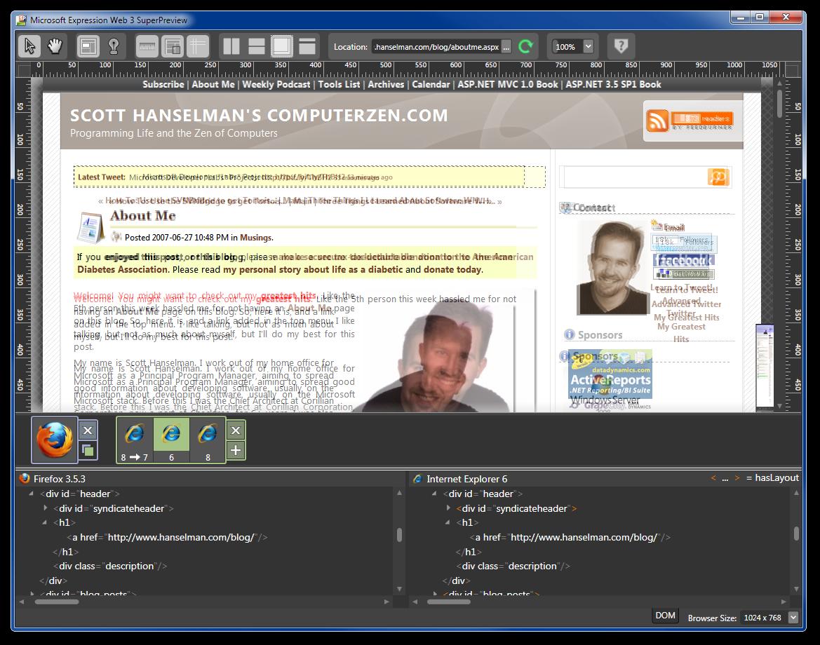 Wednesday, 23 september 2009 scott hanselman.