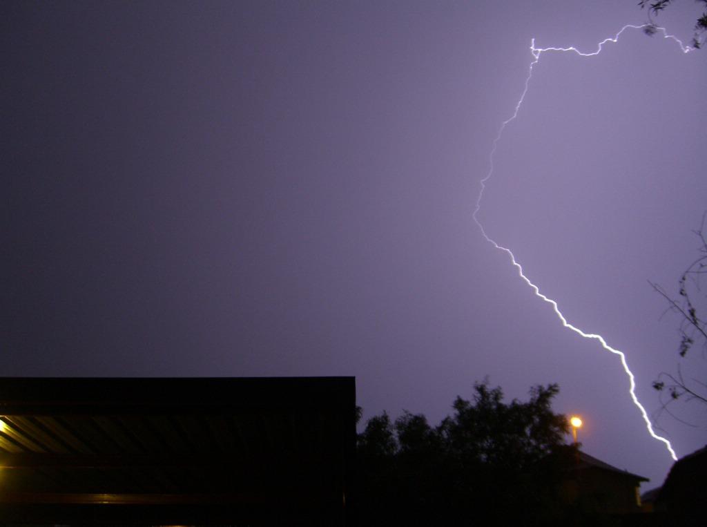 cacf0133 South Africa 2008 - Christmas Eve Eve Lightning Storm - Scott Hanselman