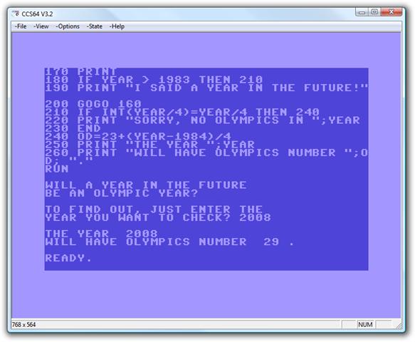 CCS64 V3.2