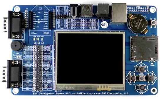 GHI-00129 Large Development Board