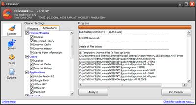 Binary options ccleaner
