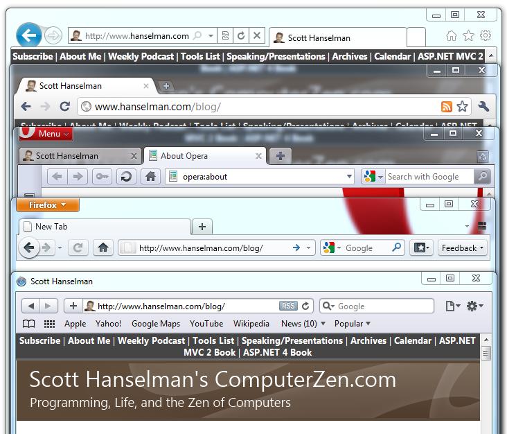 Monday, 20 September 2010 - Scott Hanselman