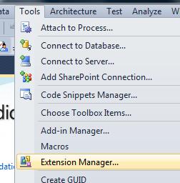 Start Page - Microsoft Visual Studio