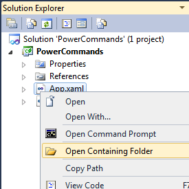 The Best Visual Studio 2010 Productivity Power Tools, Power Commands
