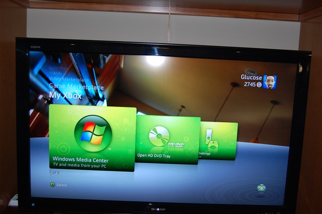 Xbox 360 NXE - Forget Games, The Xbox is a Media Center