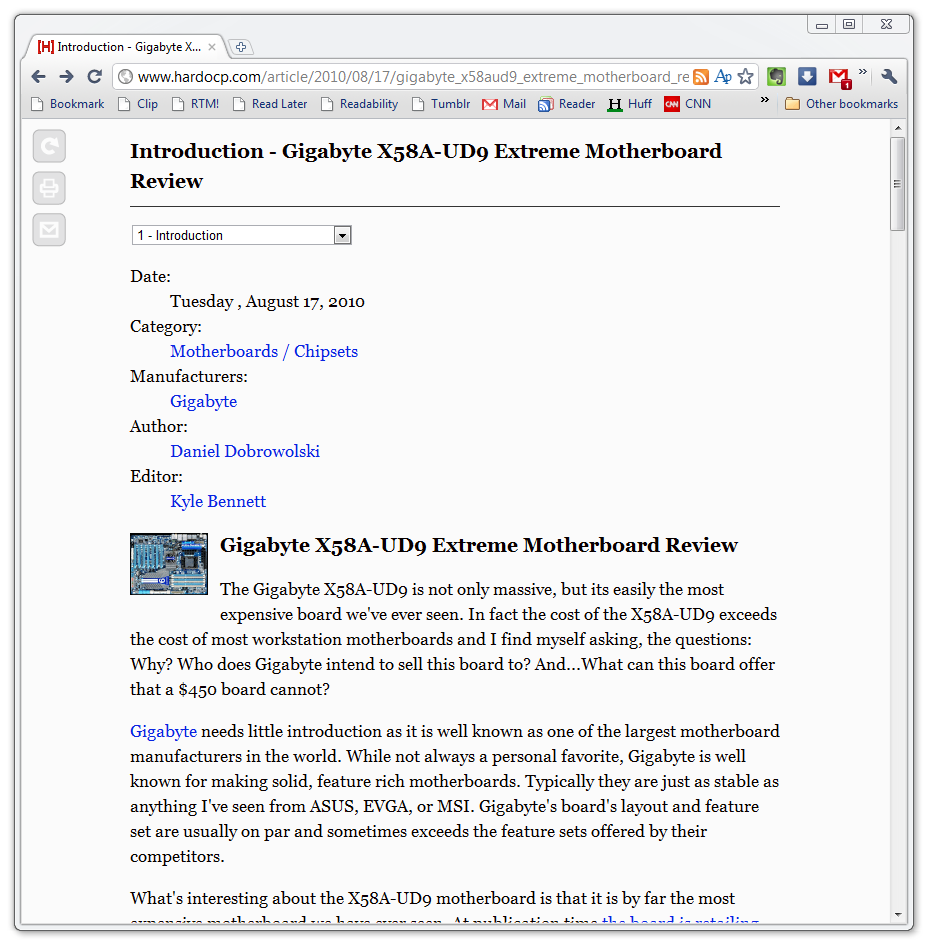 Two Must-Have Tools for a More Readable Web - Scott Hanselman