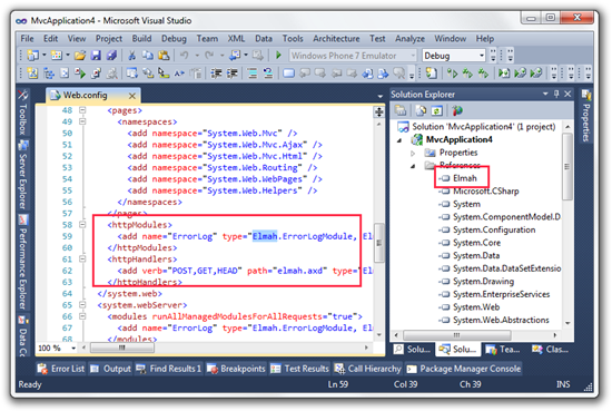MvcApplication4 - Microsoft Visual Studio (5)