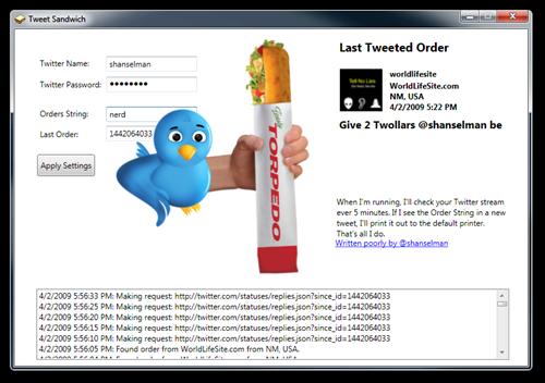 Tweet Sandwich (2)