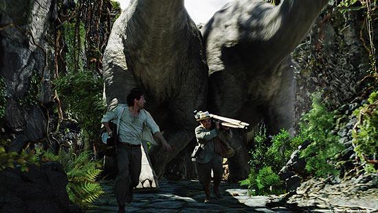 King Kong - Dinosaur Chase Scene - Scott Hanselman